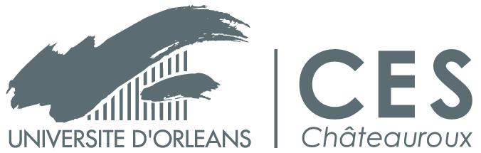 Logo Ces université d'Orléans